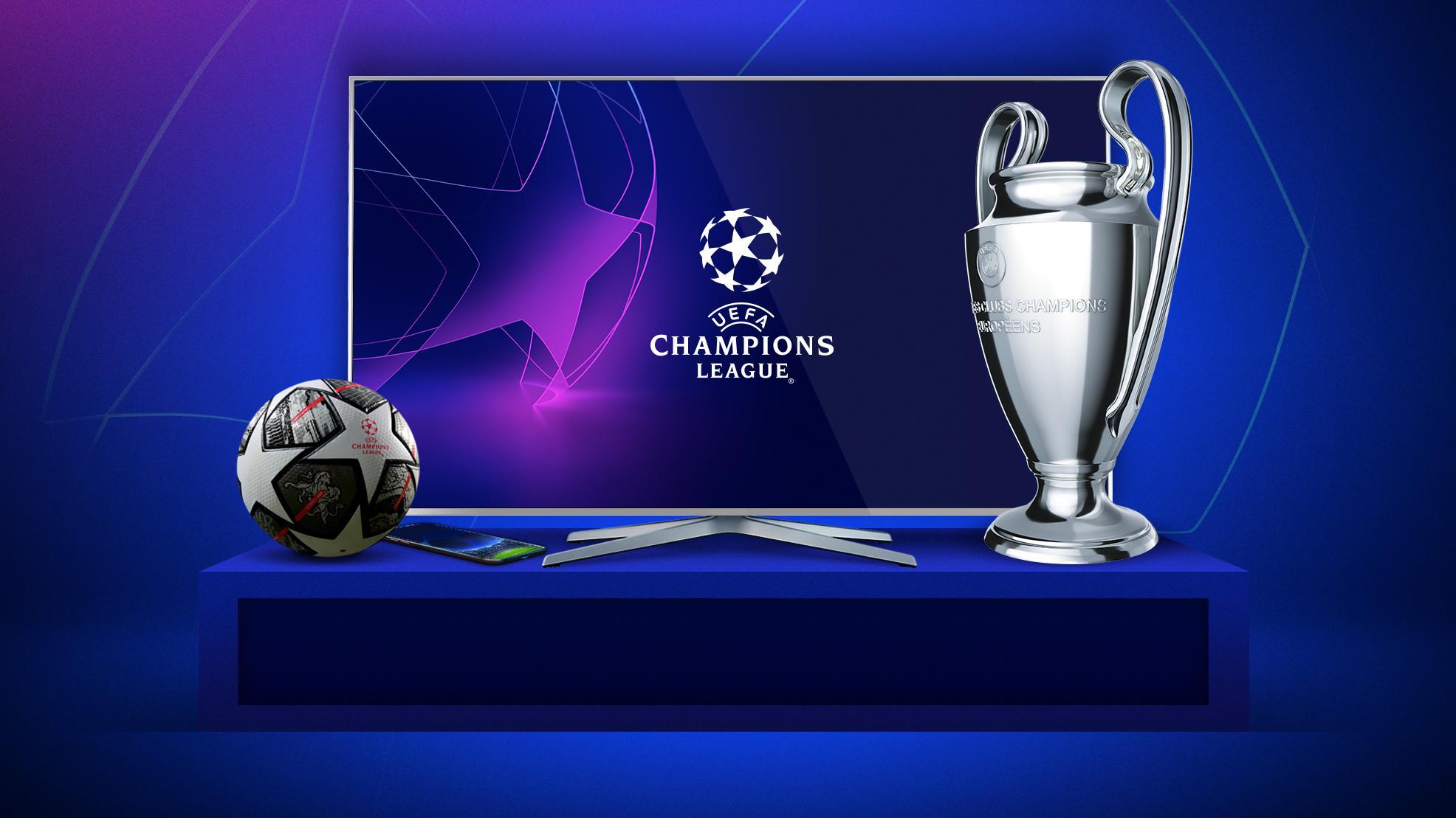 HBO Max transmitirá UEFA Champions League ao vivo no Brasil