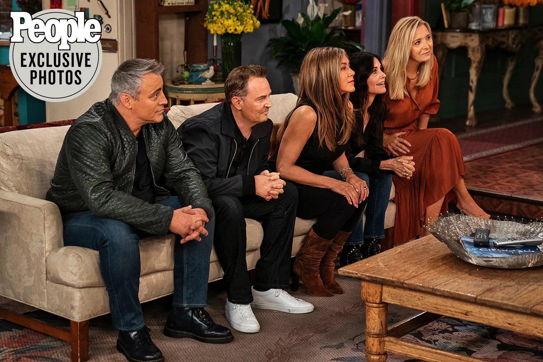Friends: The Reunion   Veja as primeiras fotos e detalhes da reunião do elenco da série