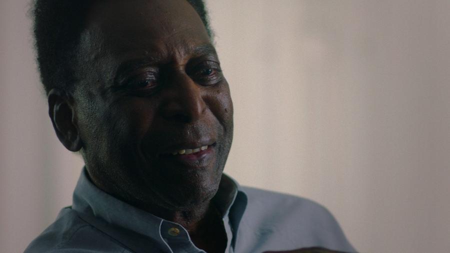 Pelé, documentário da Netflix, ganha trailer