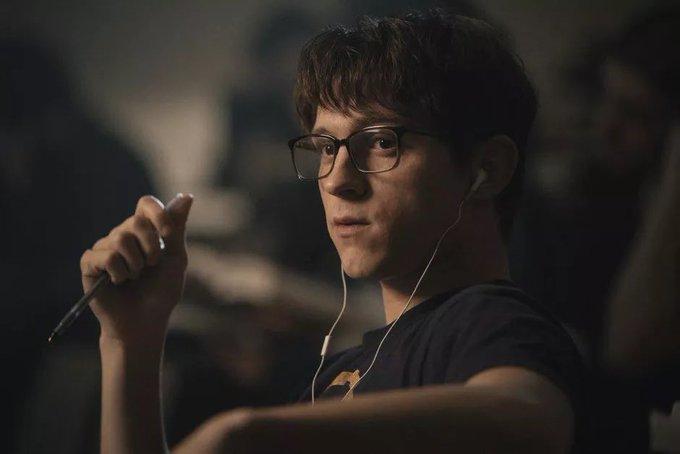 Tom Holland estrelará The Crowded Room, nova série da Apple TV+