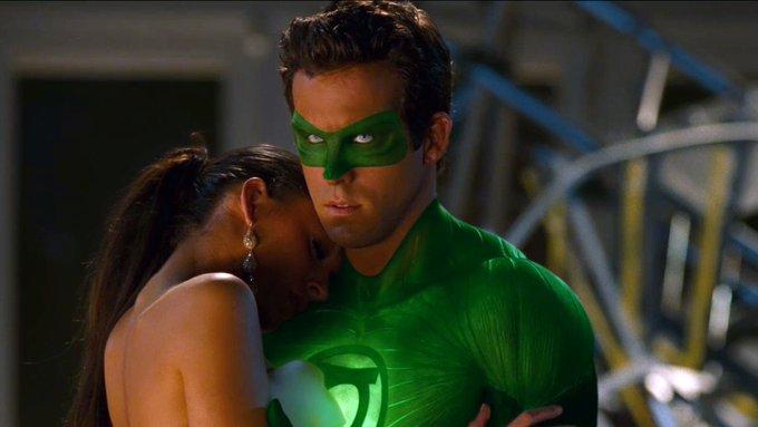 Ryan Reynolds vai assistir Lanterna Verde pela primeira vez depois de quase 10 anos do seu lançamento