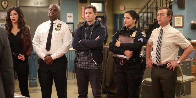 Brooklyn Nine-Nine terminará em sua oitava temporada