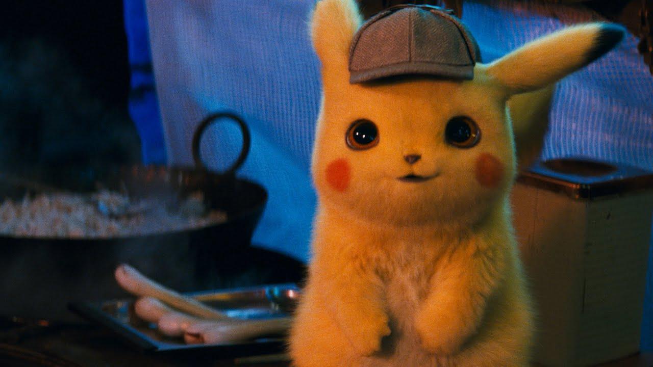 Detetive Pikachu provavelmente não terá uma sequência