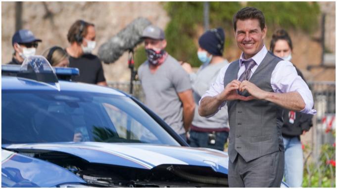Tom Cruise irá retornar às gravações de Missão Impossível 7 no Reino Unido