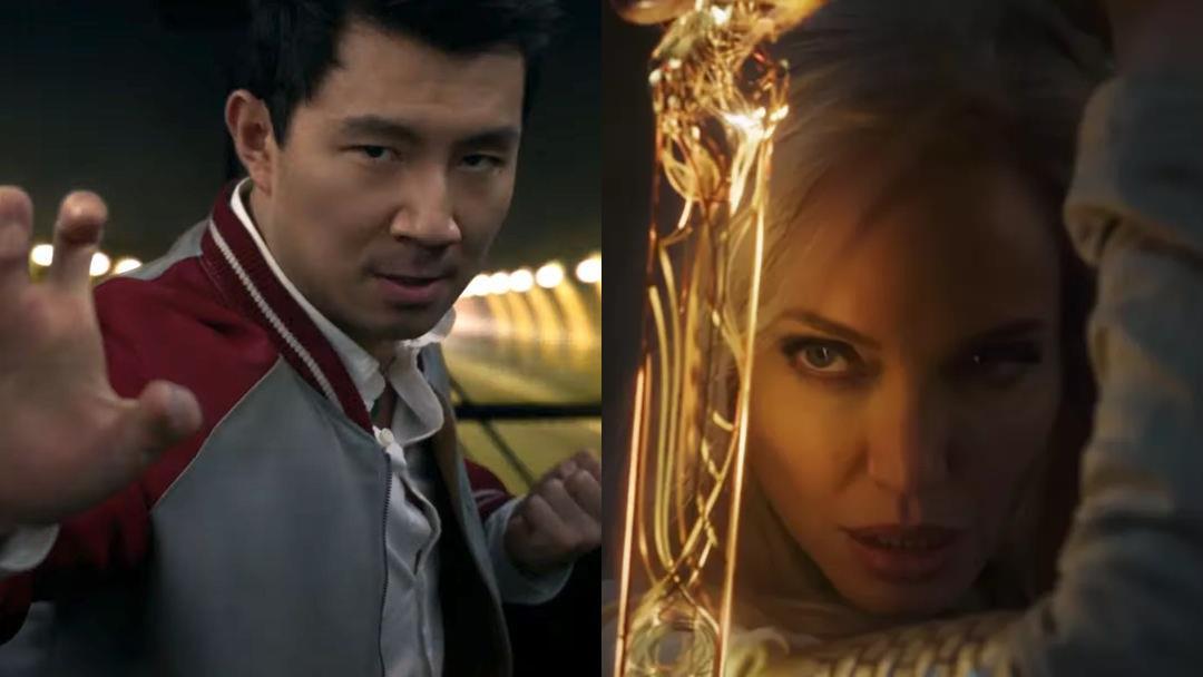 Shang-Chi e Eternos correm risco de não serem lançados na China