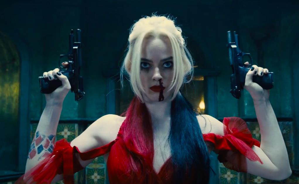 Arlequina será uma agente do caos em O Esquadrão Suicida, diz Margot Robbie