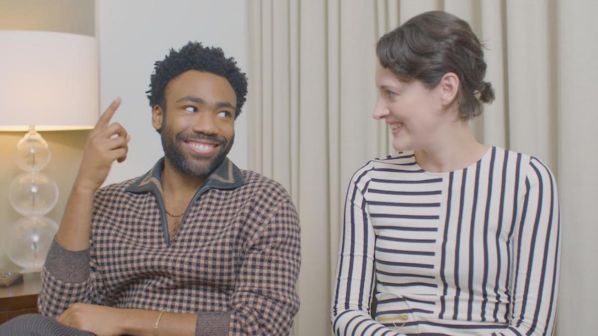 Sr. e Sra. Smith   Donald Glover e Phoebe Waller-Bridge estrelarão reboot no Prime Video