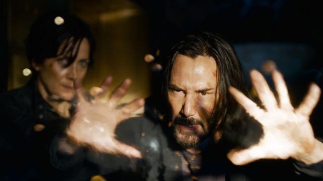 Matrix Resurrections   Elenco reflete sobre o legado dos filmes em novo vídeo