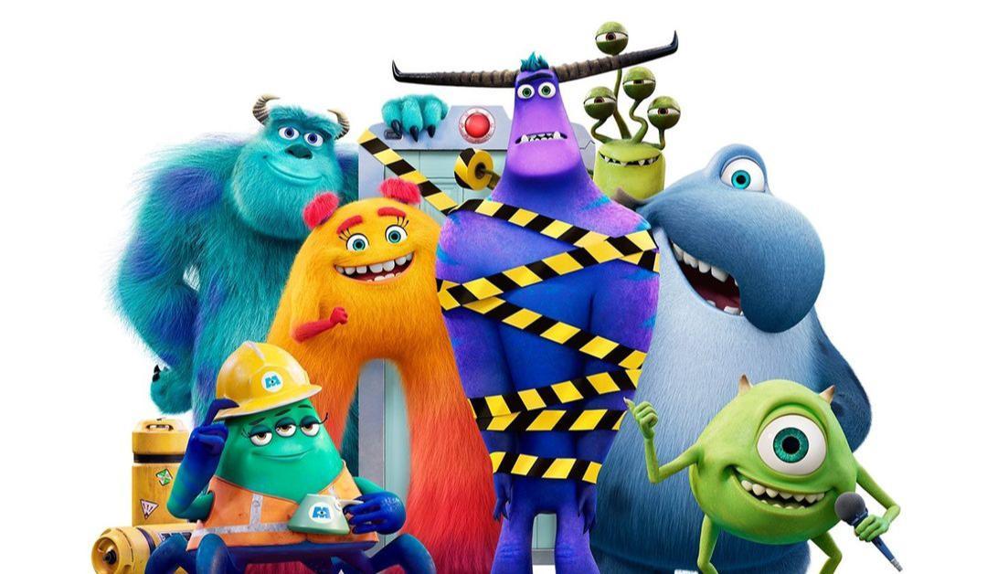 Monstros no Trabalho, série de Monstros S.A., ganha pôster oficial