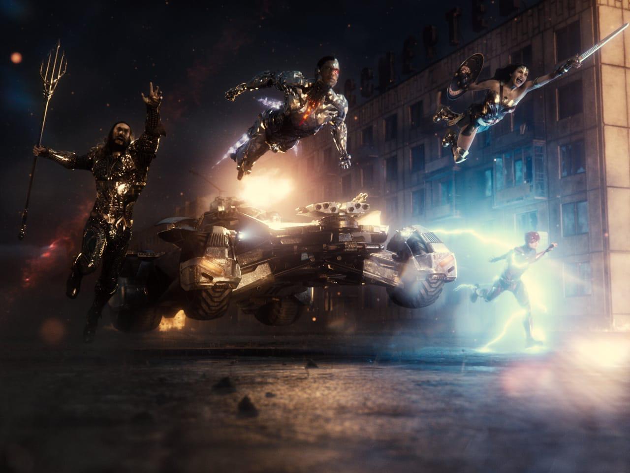 Snyder Cut de Liga da Justiça ganha seu último trailer