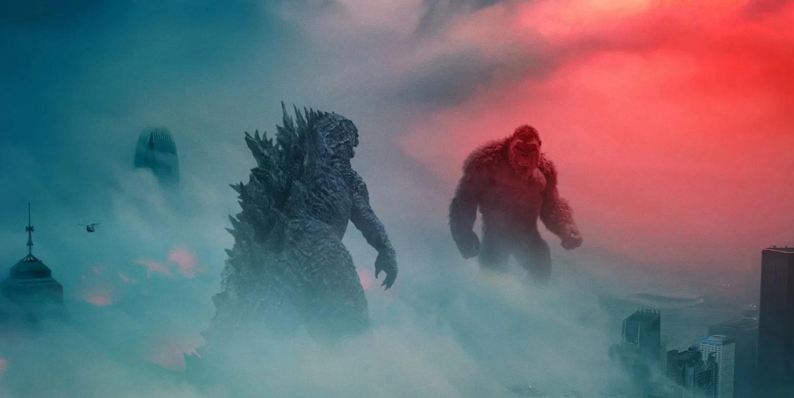 Godzilla vs. Kong supera Mulher-Maravilha 1984 e Snyder Cut na estreia no HBO Max