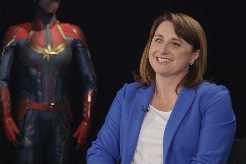 Victoria Alonso é promovida de cargo na Marvel Studios