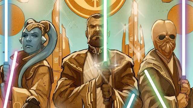 Série animada de Star Wars ambientada durante a Alta República pode estar em desenvolvimento