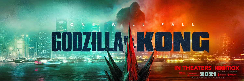 Novo teaser de Godzilla vs. Kong com cenas inéditas é divulgado