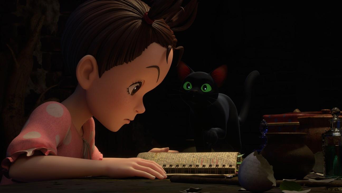 Earwig and the Witch, nova animação do Studio Ghibli, estreia em fevereiro nos cinemas e HBO Max