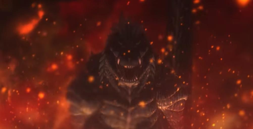 Godzilla ganhará novo anime em junho na Netflix, veja o trailer de Ponto Singular