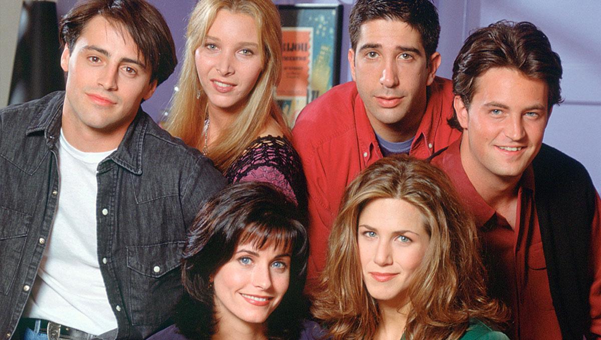 Reunião de Friends para o HBO Max será filmada na próxima semana