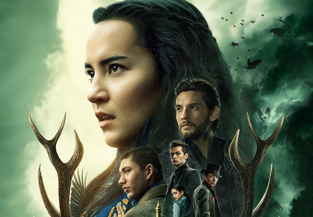 Netflix divulga pôster de Sombra e Ossos, nova série de fantasia