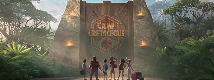 Jurassic World: Acampamento Jurássico ganha trailer de sua terceira temporada