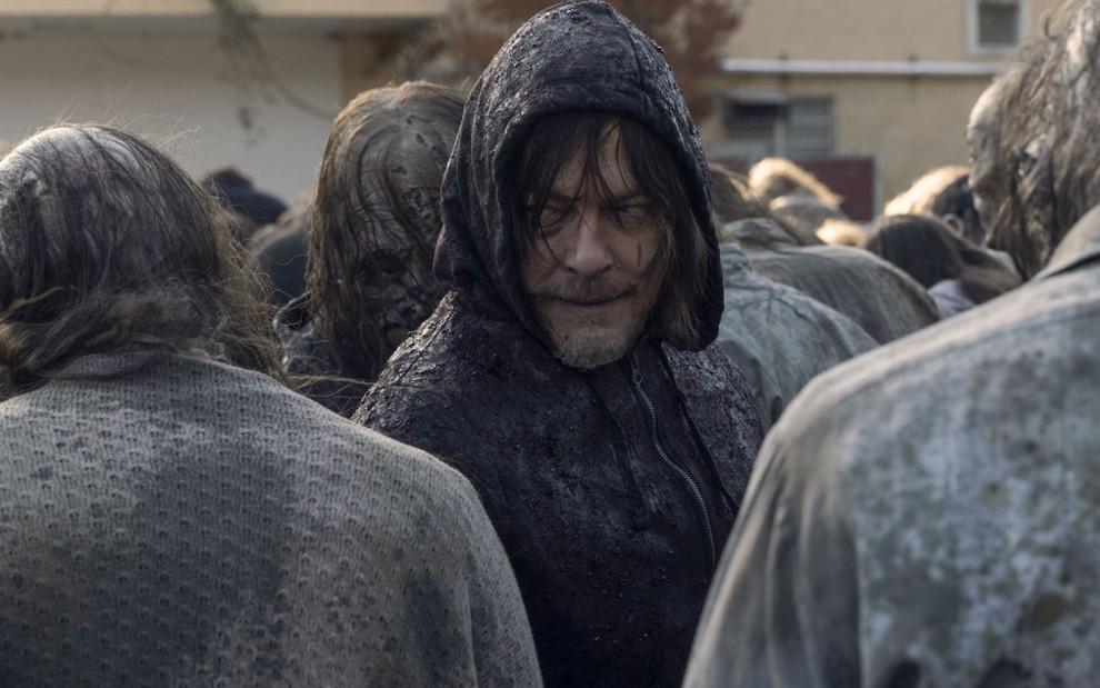 The Walking Dead revela data de estreia da última temporada com teaser