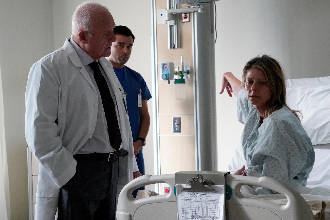 EXCLUSIVO: Anthony Hopkins estrela o trailer de Elyse, filme dirigido por sua esposa