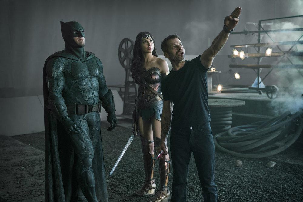 Zack Snyder planeja filmar novas cenas para o Snyder Cut de Liga da Justiça