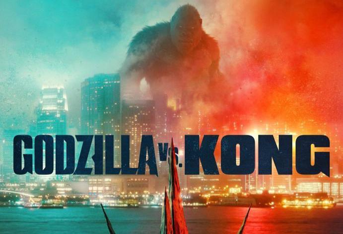 Godzilla vs. Kong é adiado para 31 de março nos EUA