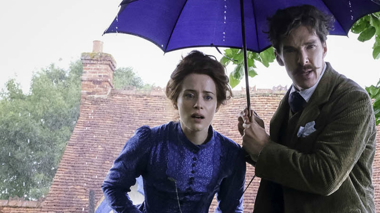The Electrical Life of Louis Wain ganha cena exclusiva com Benedict Cumberbatch e Claire Foy