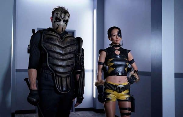 Neil Hopkins e Joy Osmanski entram para o elenco regular da terceira temporada de Stargirl
