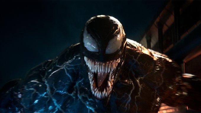 Venom 2 é adiado para setembro