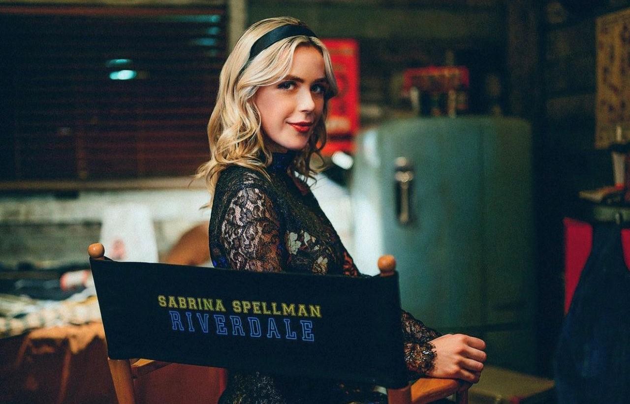 Kiernan Shipka reprisará o papel de Sabrina Spellman na sexta temporada de Riverdale