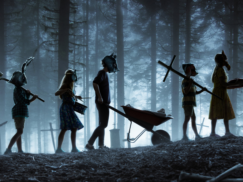 Lindsey Beer vai dirigir novo filme de Cemitério Maldito para o Paramount+