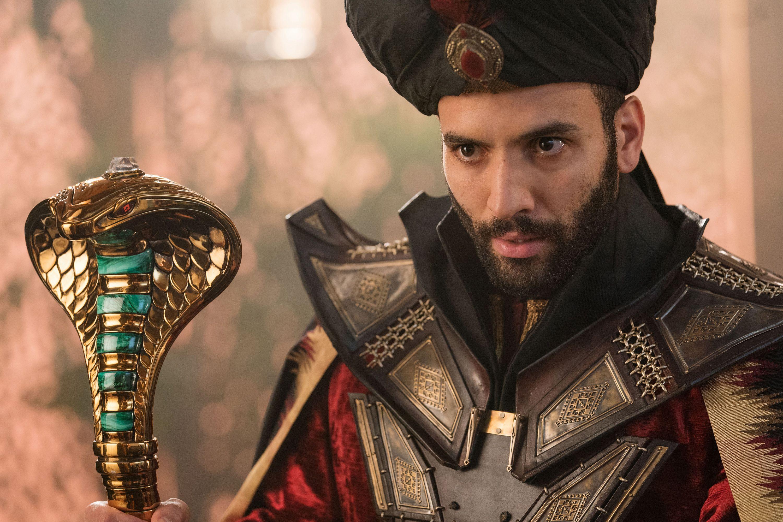 Marwan Kenzari é confirmado no elenco de Adão Negro