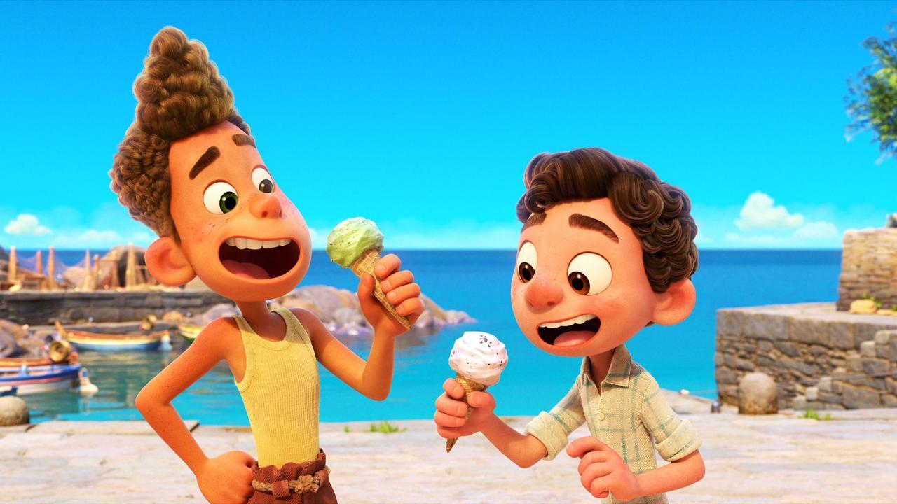 Pixar divulga primeiro trailer de Luca