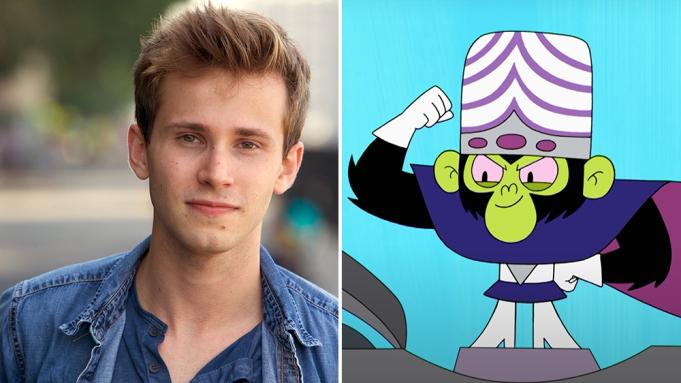 Nicholas Podany será o filho do Macaco Louco na série live-action de As Meninas Superpoderosas