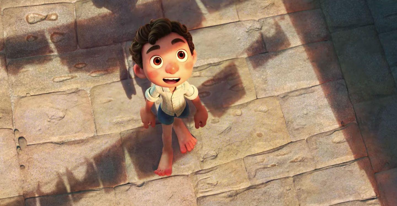 Luca, novo filme da Pixar, receberá novo trailer nesta quarta (28)