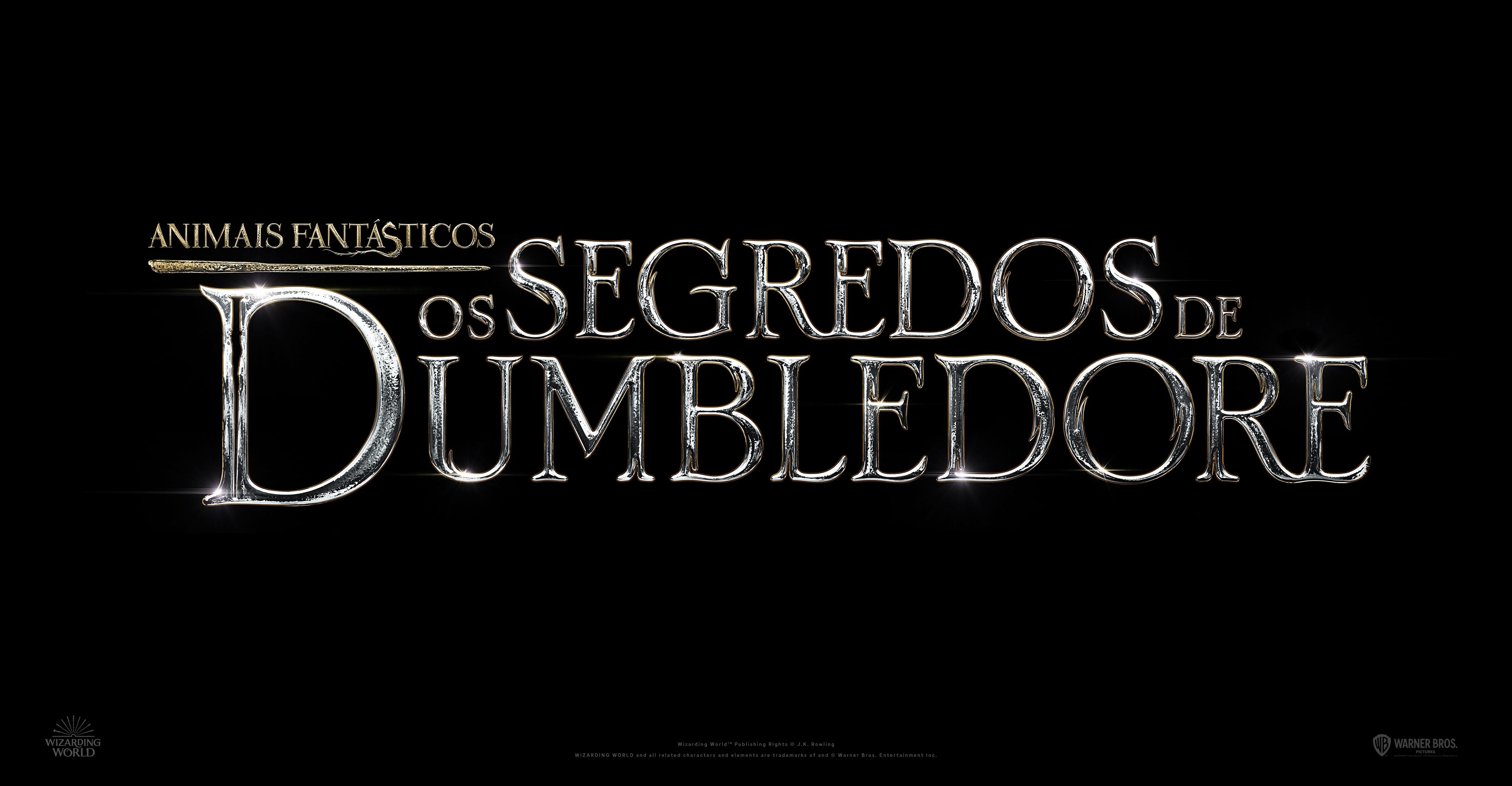 Animais Fantásticos: Os Segredos de Dumbledore é o título oficial de Animais Fantásticos 3