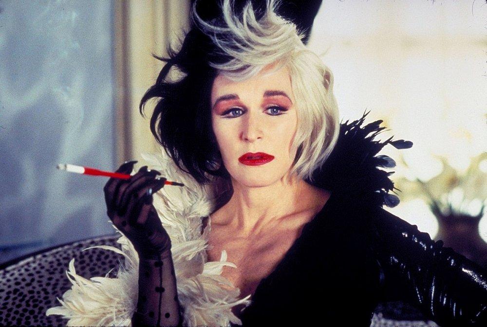Glenn Close gostaria de interpretar Cruella novamente