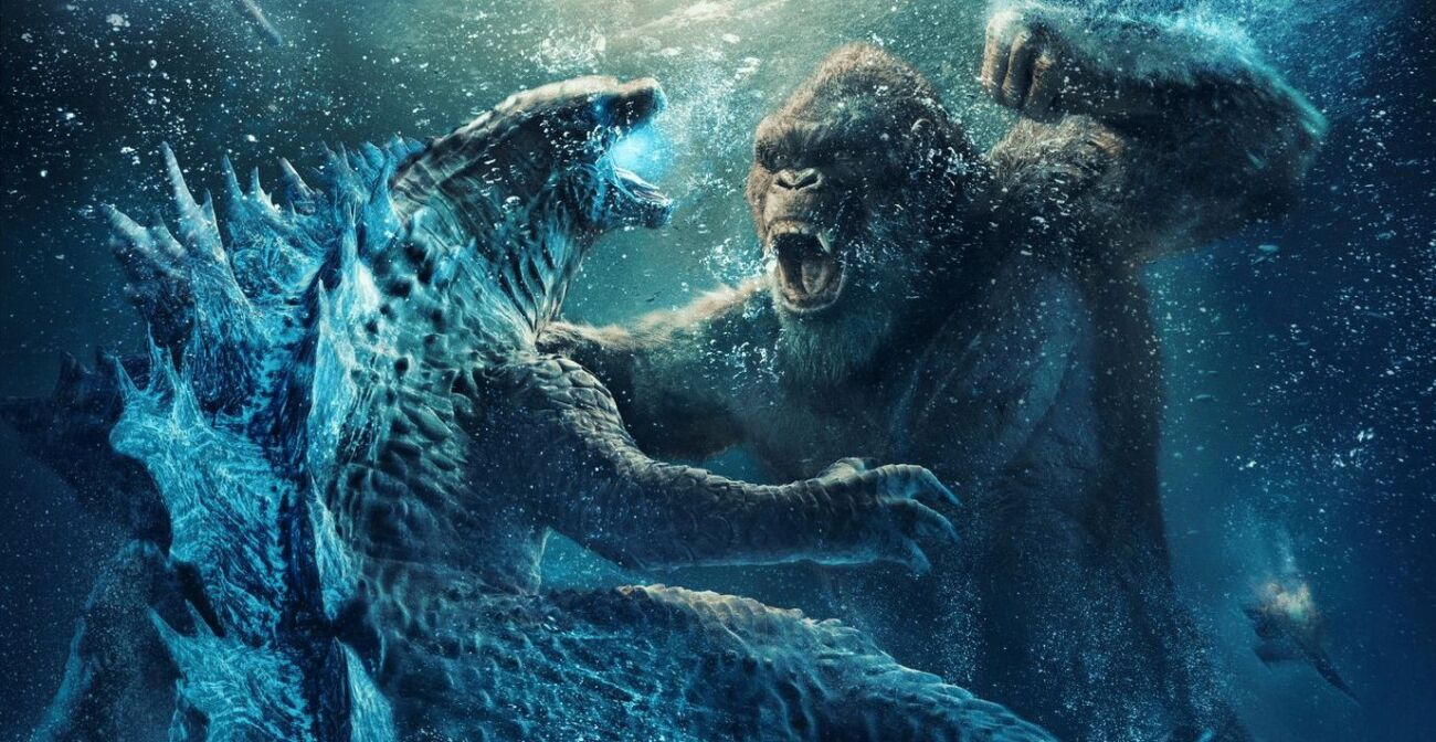 Godzilla vs. Kong - Crítica do Chippu