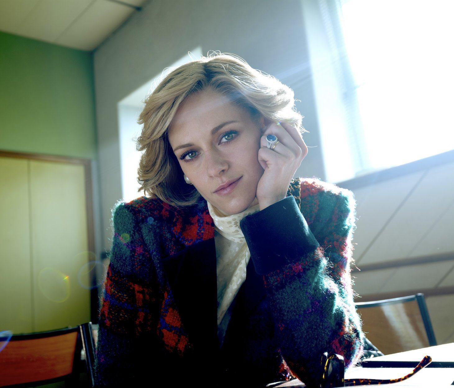 Kristen Stewart é Princesa Diana em nova imagem de Spencer