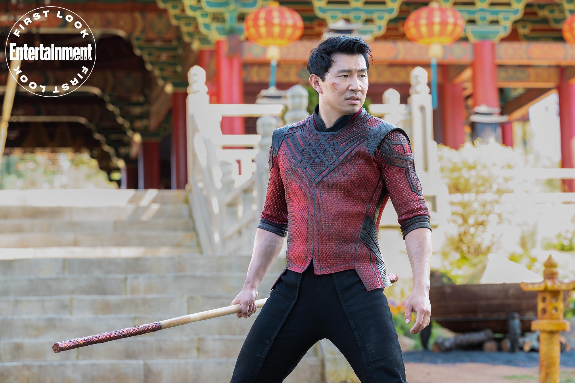 Shang-Chi apresenta personagens de Simu Liu e Awkwafina nas primeiras imagens do filme da Marvel
