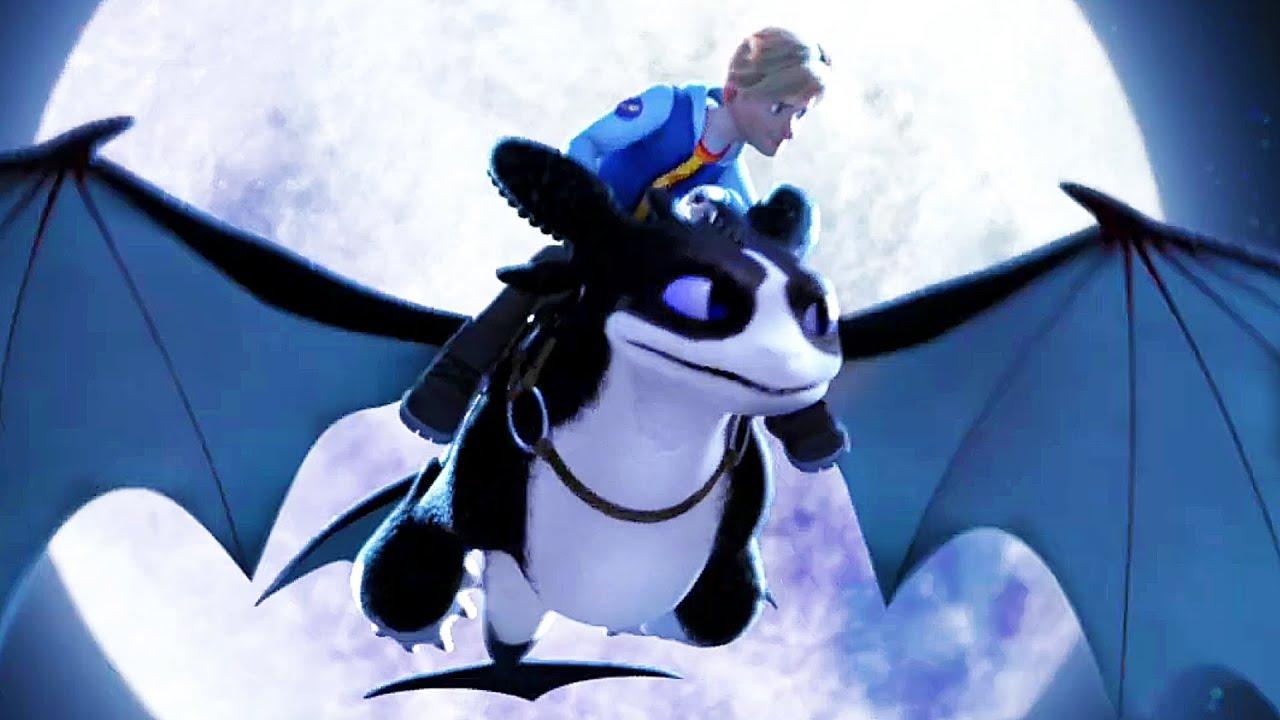 Dreamworks anuncia teaser do novo spin-off de Como Treinar o Seu Dragão
