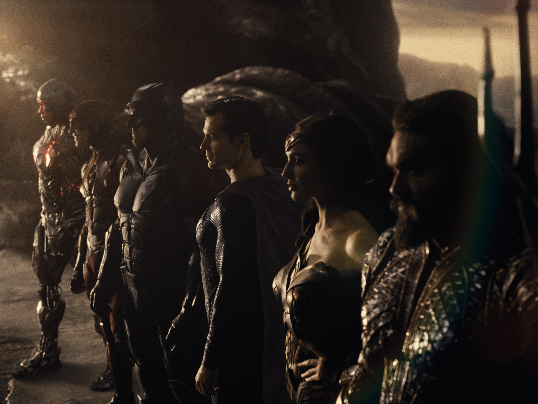 Liga da Justiça de Zack Snyder - Crítica do Chippu