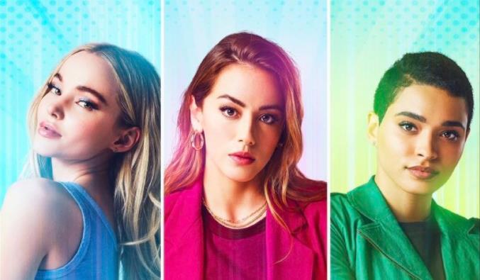 As Meninas Superpoderosas aparecem adultas no primeiro pôster da série live-action Powerpuff