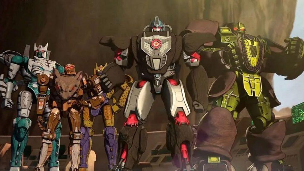 Transformers: War for Cybertron traz personagens de Beast Wars para trailer da conclusão