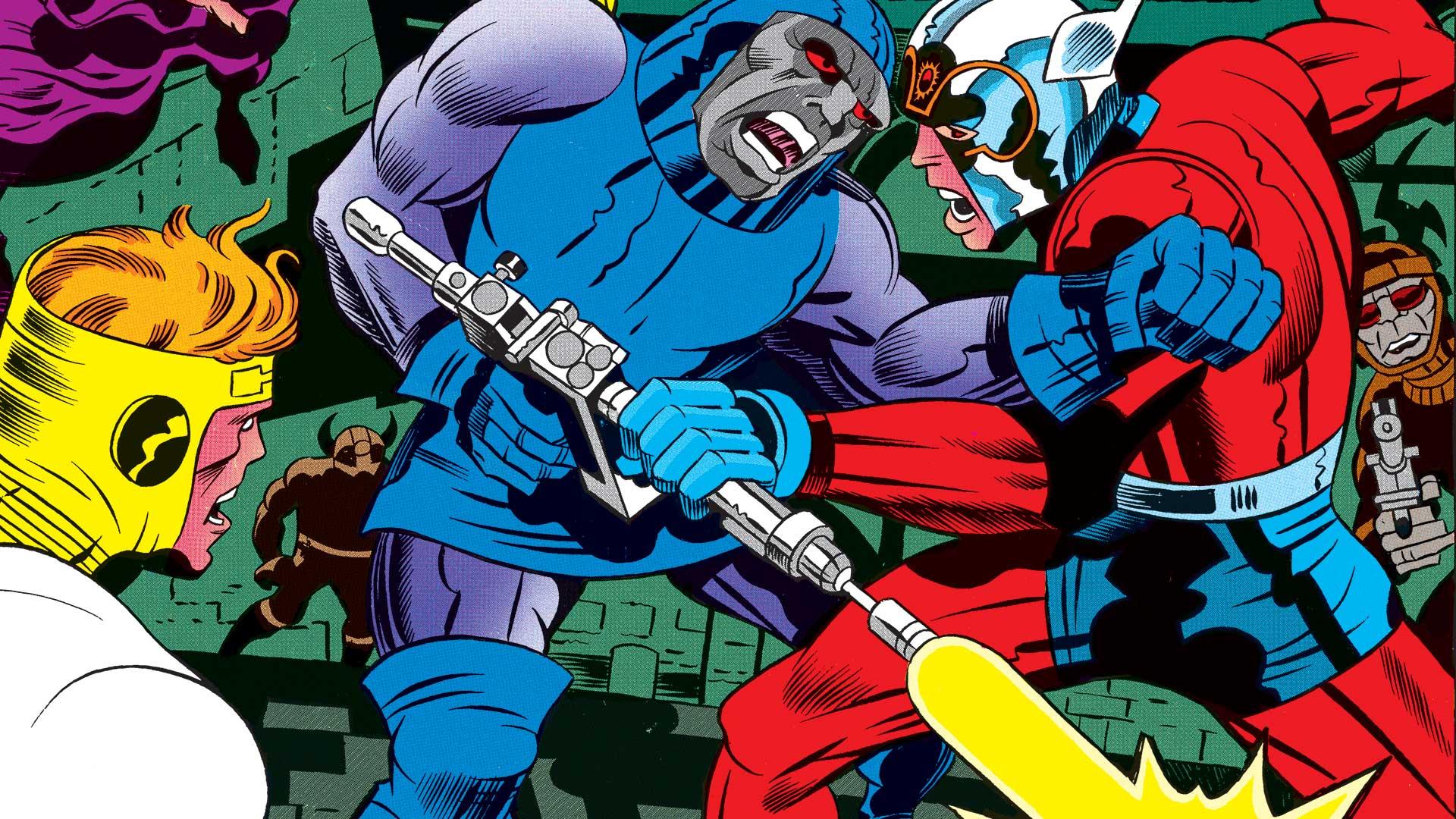 Novos Deuses foi cancelado em parte por conta da presença de Darkseid no Snyder Cut