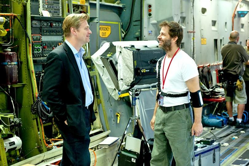 Christopher Nolan disse para Zack Snyder nunca ver a Liga da Justiça de Joss Whedon