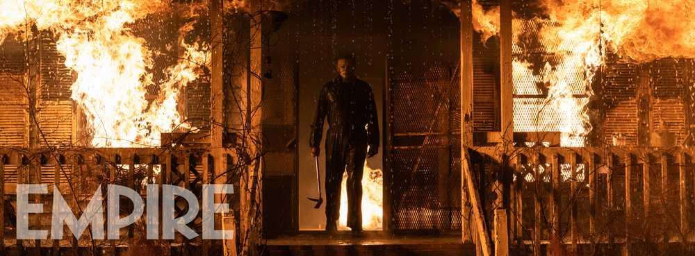 Halloween Kills é sobre paranoia e fake news, explica diretor