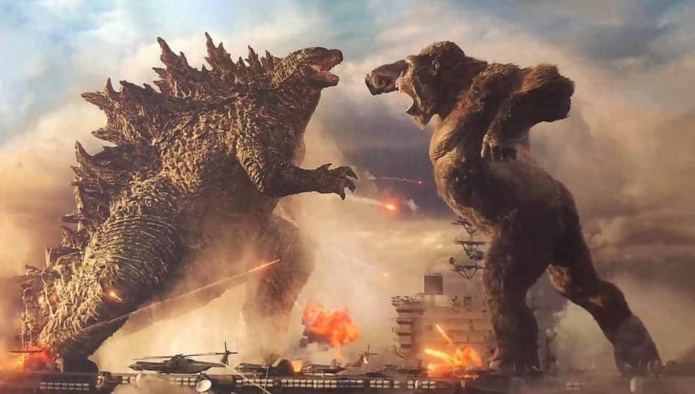 Godzilla vs Kong tem novas imagens reveladas na CCXP