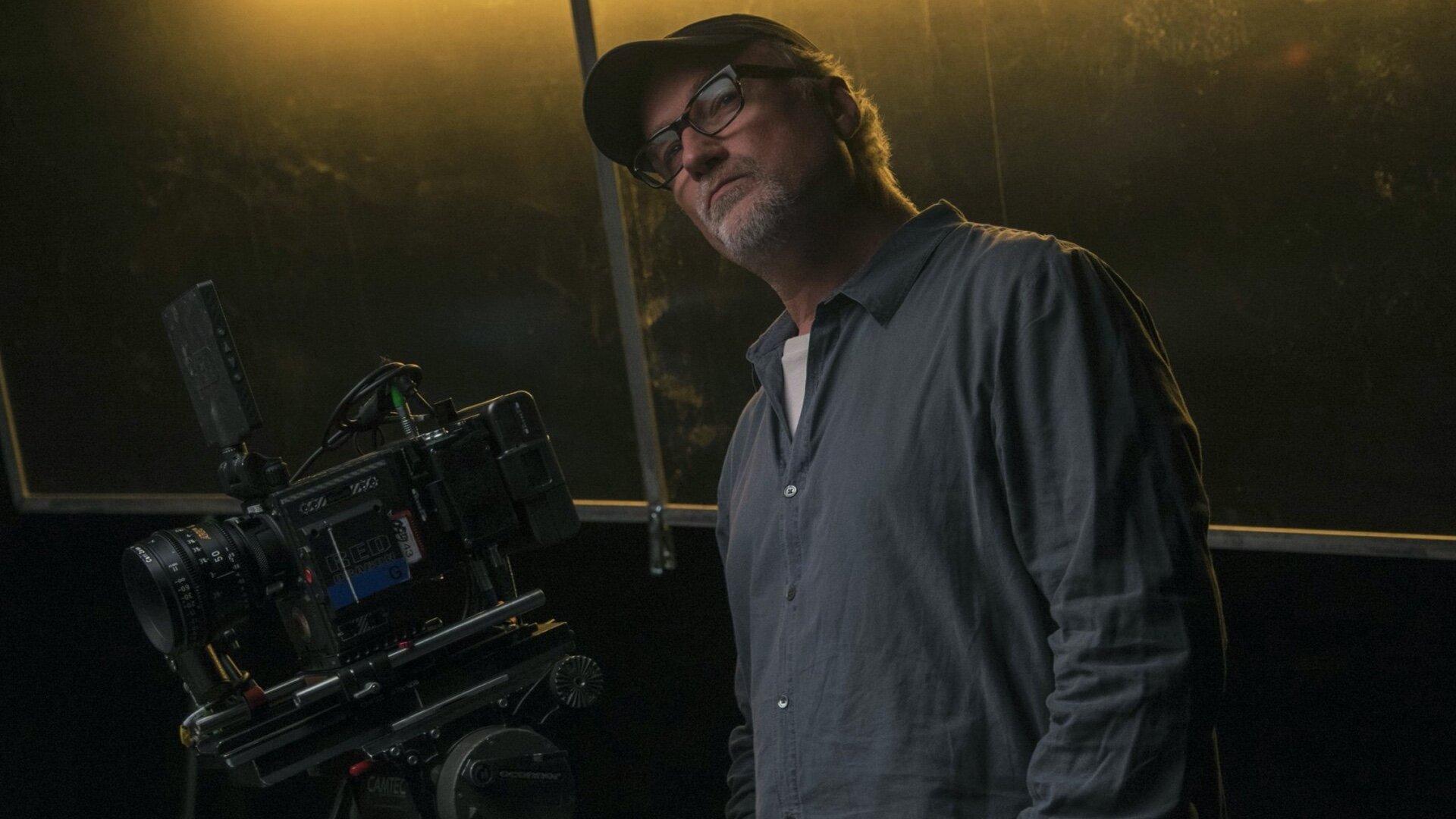 David Fincher e Netflix fecham acordo de quatro anos de exclusividade